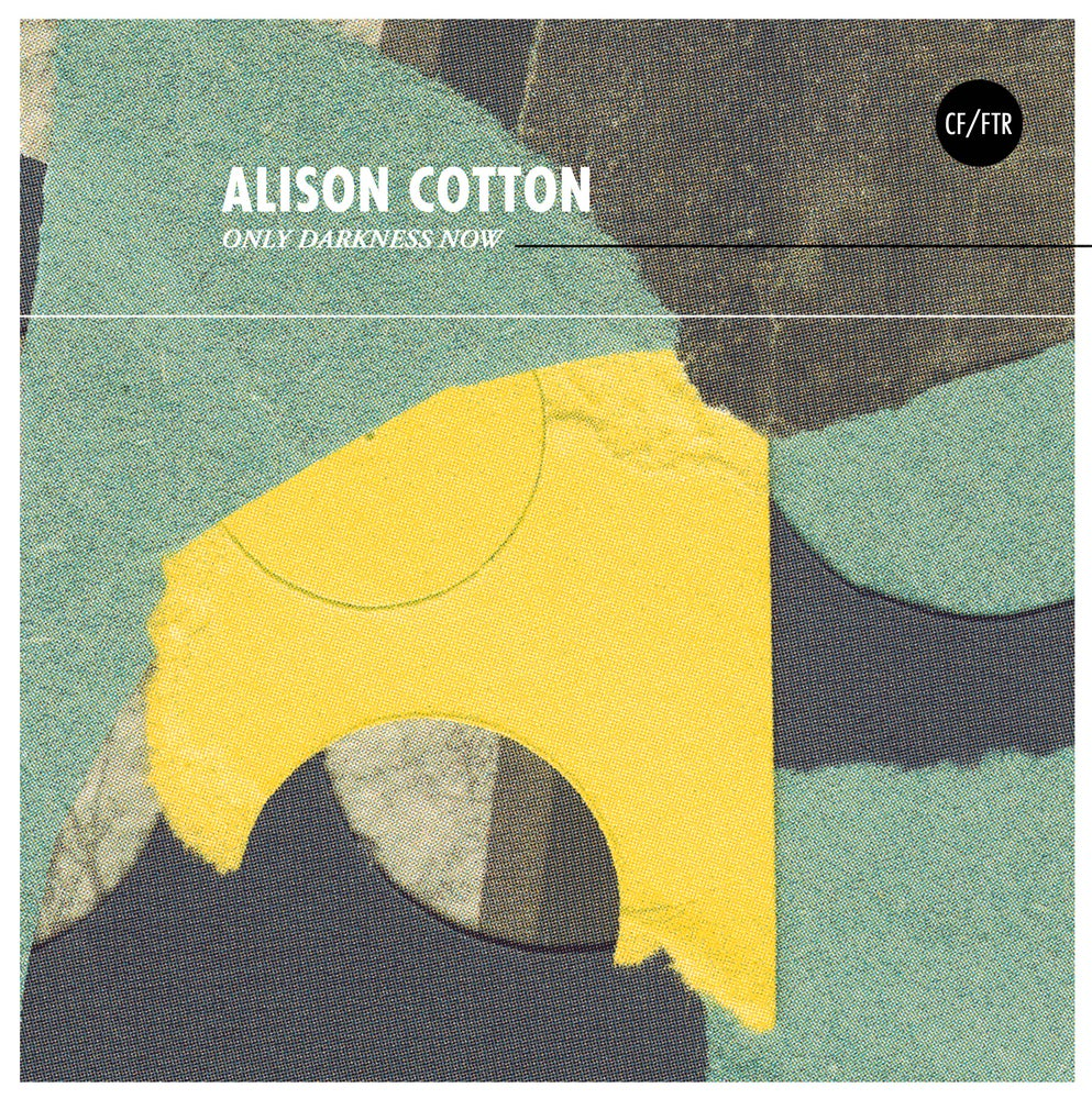 Image of Alison Cotton - Only Darkness Now (Heavy Black Vinyl) CARDINAL FUZZ - 11 LEFT