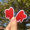'Dripping Hearts' Sticker Pack