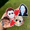 Horror Movie Sticker Pack