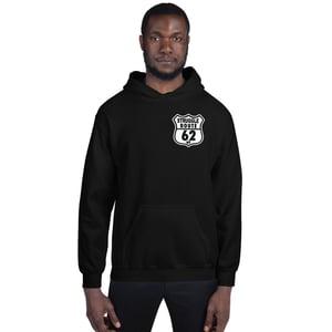 route 62 saint muerte hoodie