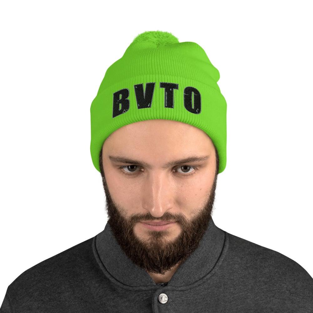 Pom-Pom BVTO Beanie