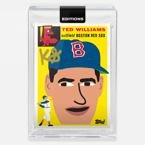Image of 1954 Williams 'Gold'