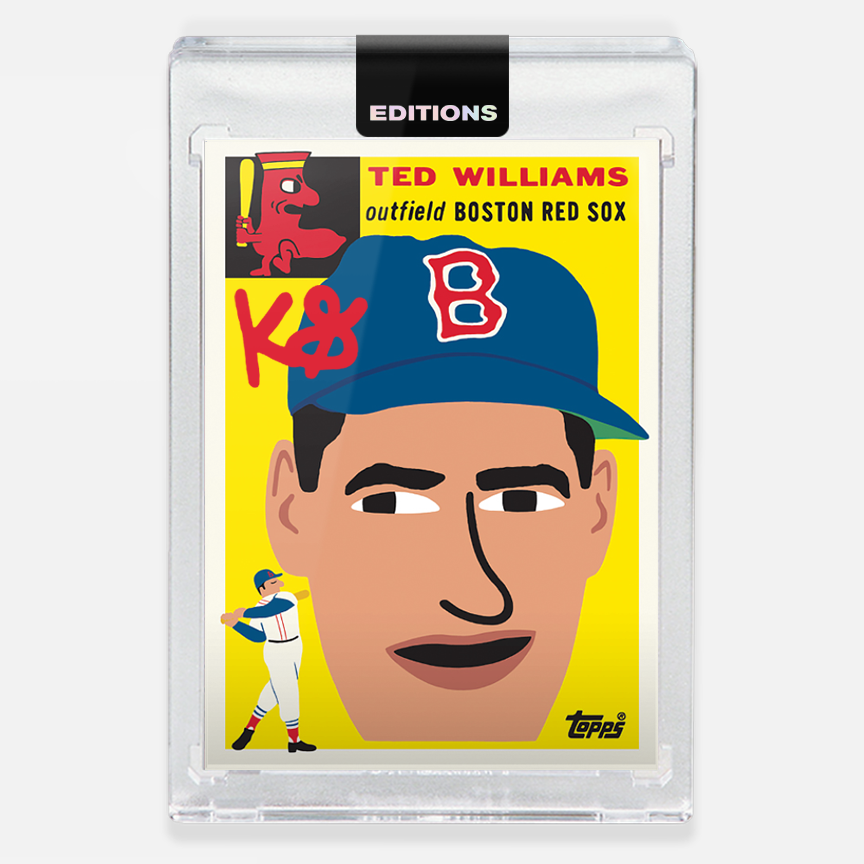 Image of 1954 Williams 'Red'