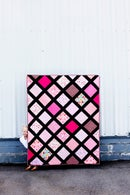 Image 1 of the SCRAPPY GRID quilt Pattern
