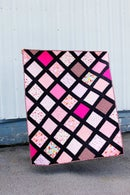Image 2 of the SCRAPPY GRID quilt Pattern
