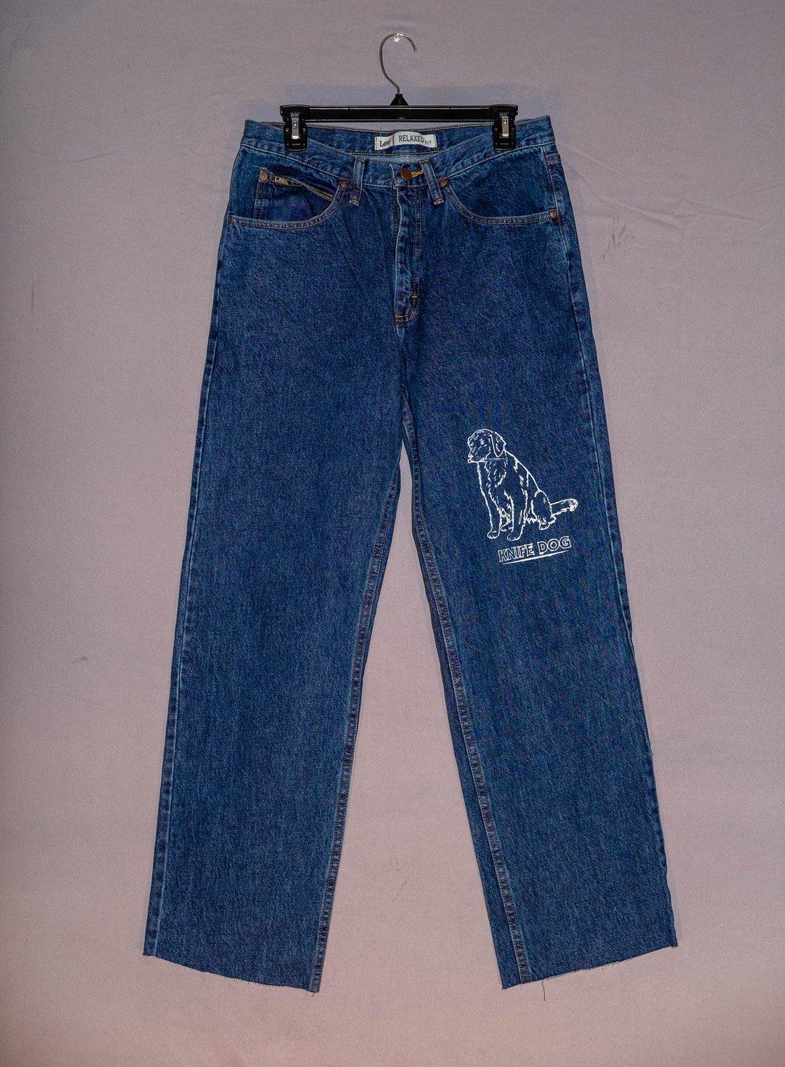 Image of Knife Dog Jeans