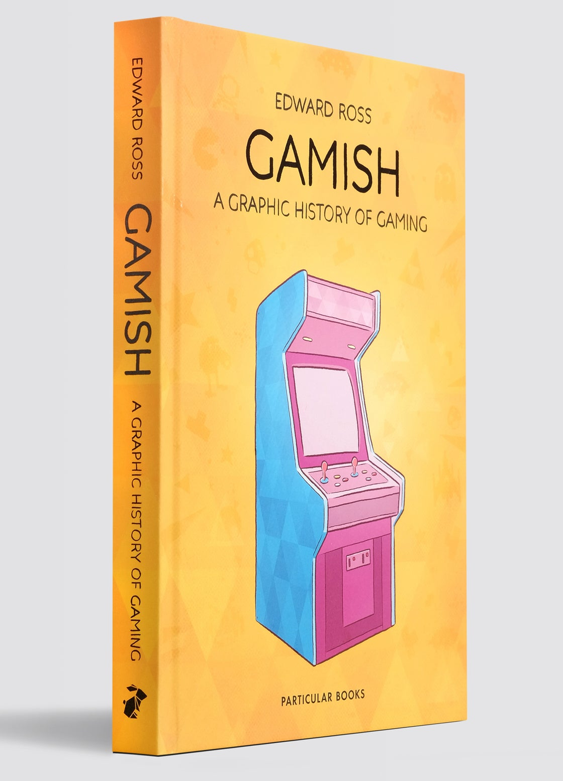 Image of Gamish - A Graphic History of Gaming