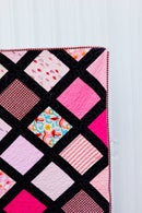 Image 4 of the SCRAPPY GRID quilt Pattern