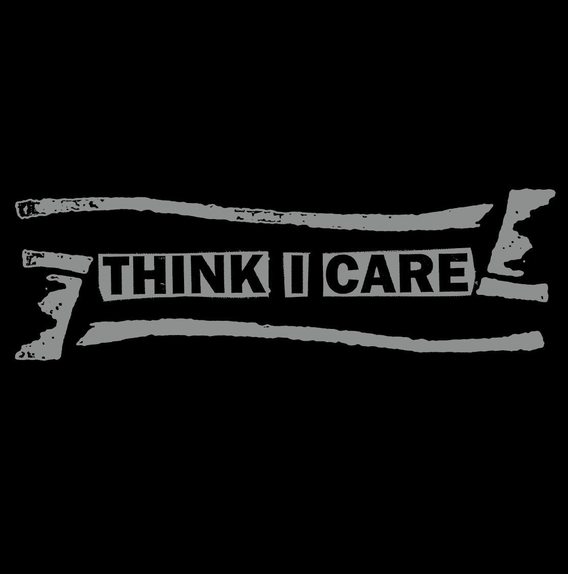 Image of THINK I CARE - Singles Collection LP