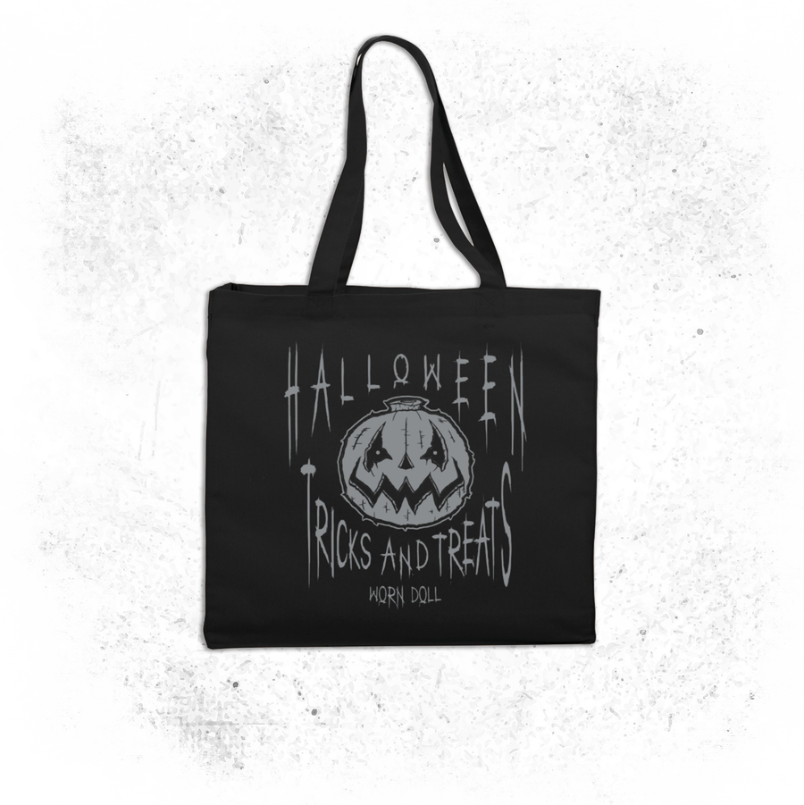 Image of PUMPKIN TOTE BAG