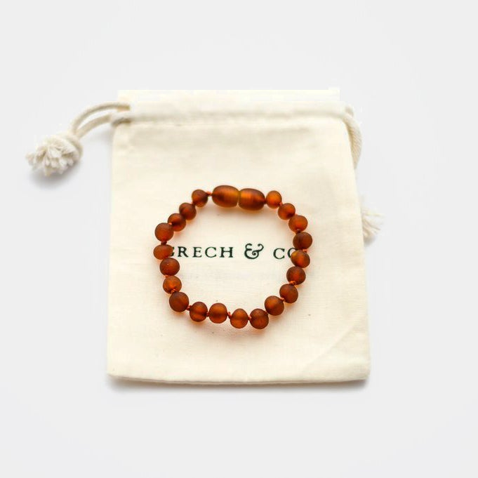 Image of Grech & Co Amber Bracelet Gaia