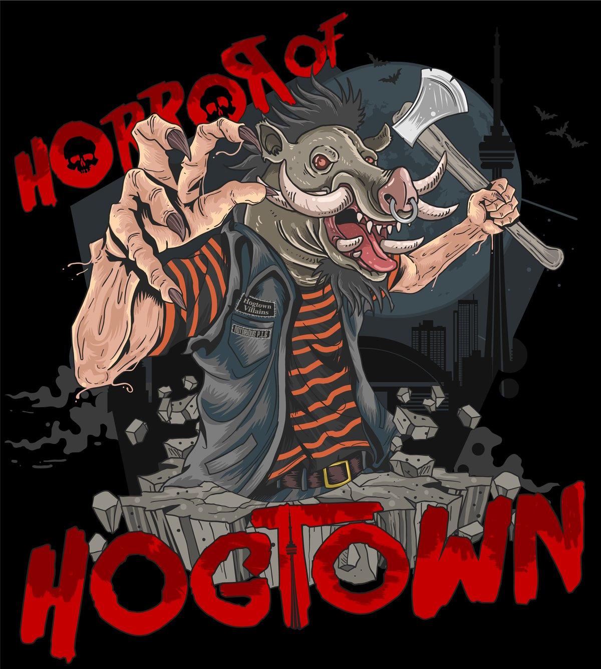 Horror of Hogtown