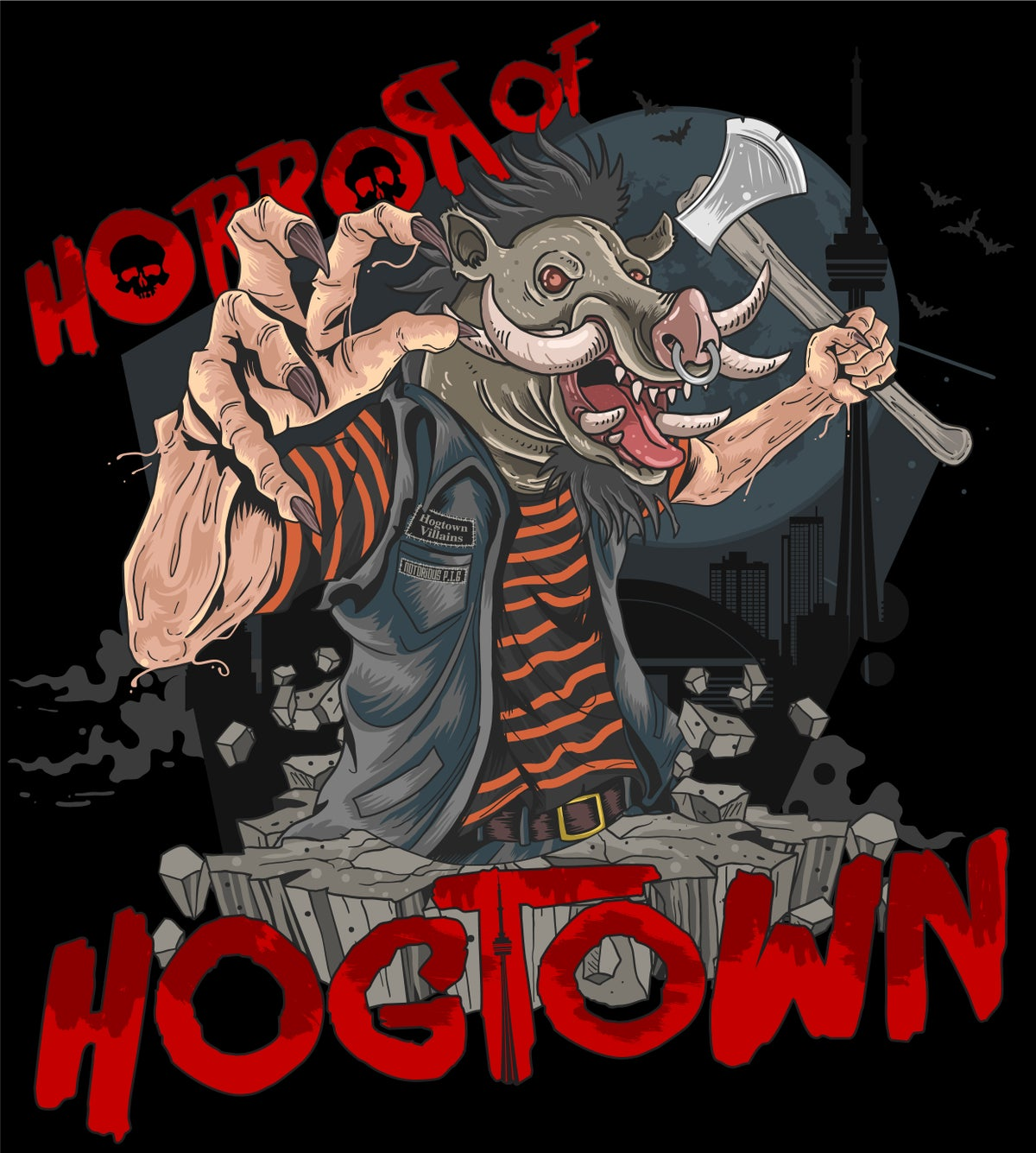 The Horror of HOGTWON