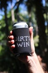 CRUSHED CANS KOOZIE
