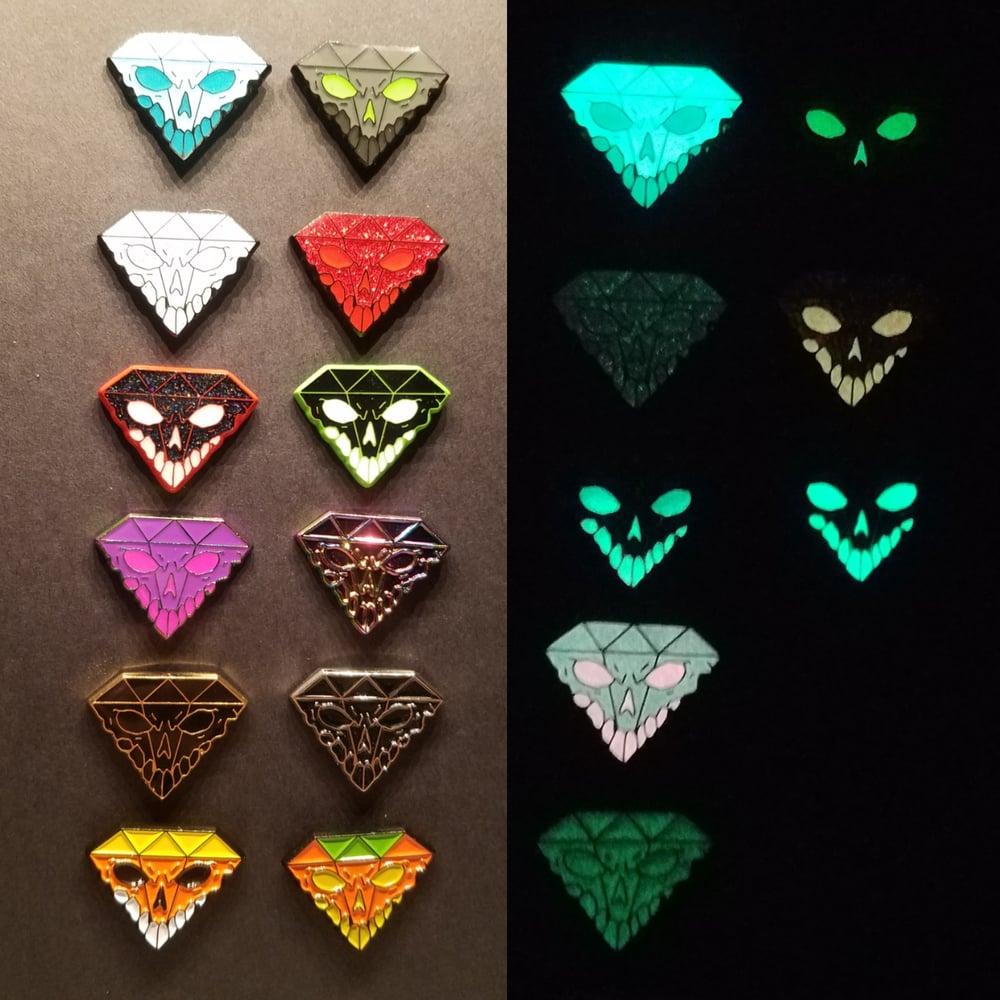 "0.75"" ""Death Diamonds"" (Full Set) (5 sets available)"