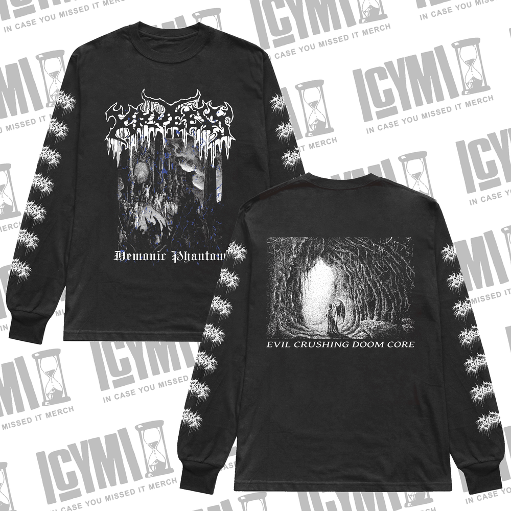 Image of Demonic Phantom Longsleeve
