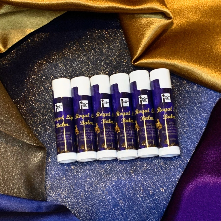 Image of Royal Lip Balm.