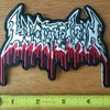 Lucifixion Iron On Logo Patch