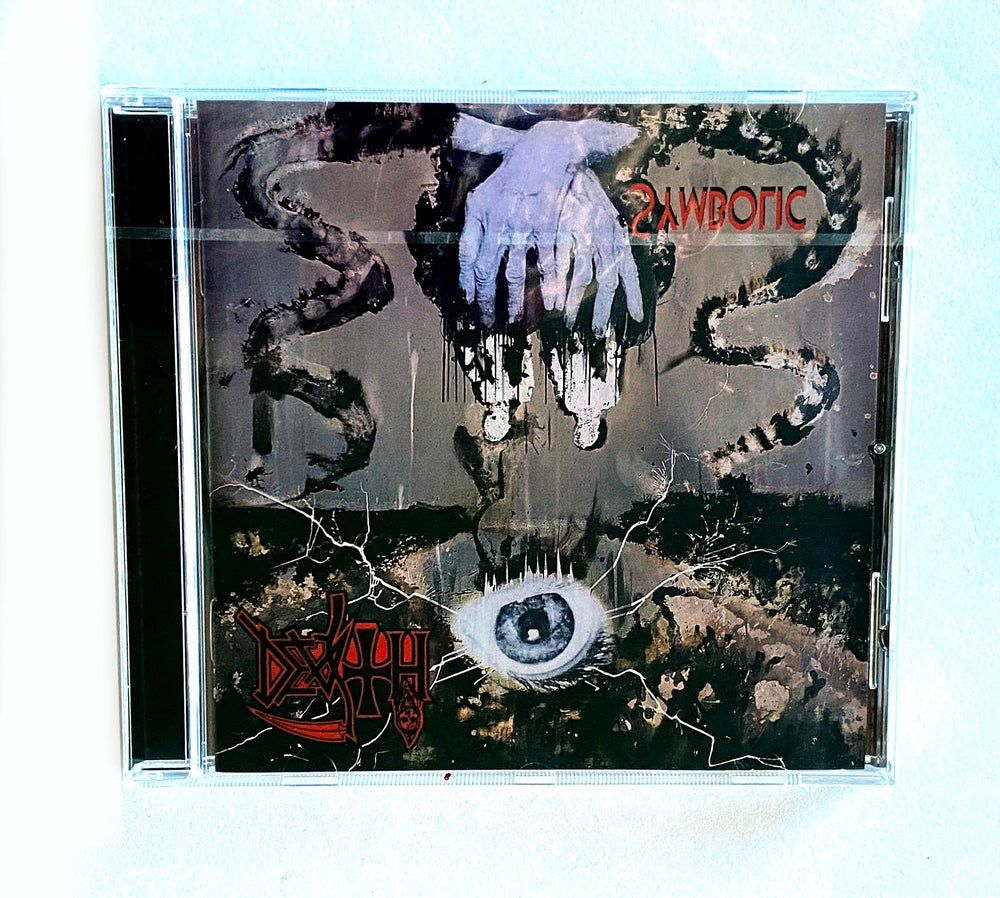 Image of CD - Death 'Symbolic'