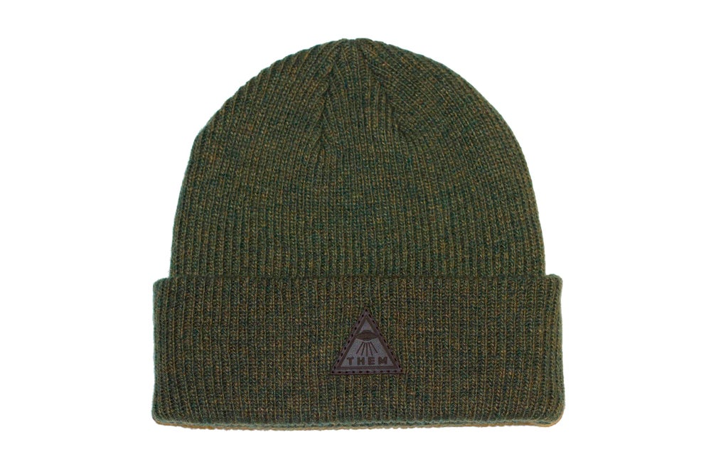 Image of Visitors Toque - Forest Green