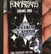 Image of TradeMark soft enamel pin