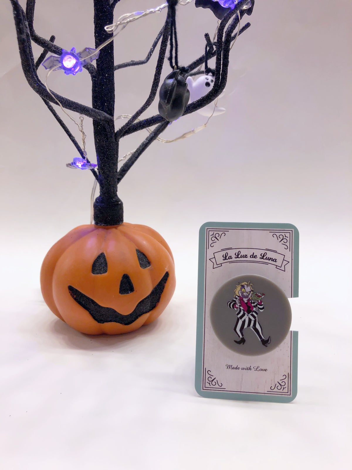 Spooky Character Phone Grips