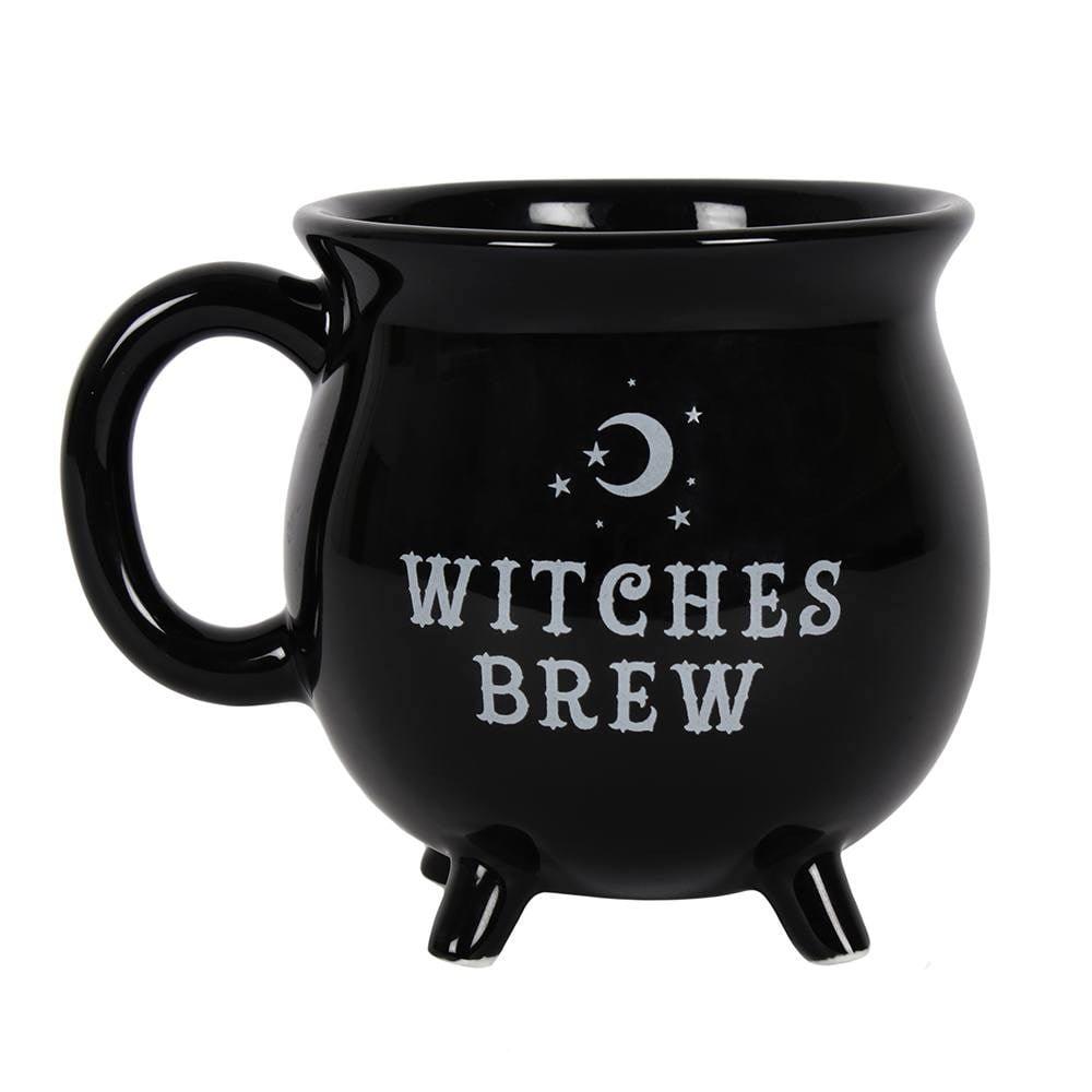 Image of Witches Brew Cauldron Mug