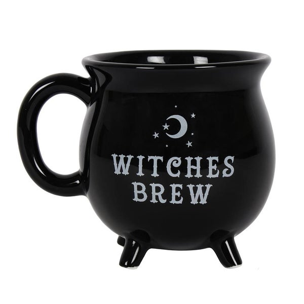 Image of Witches Brew Cauldron Mug