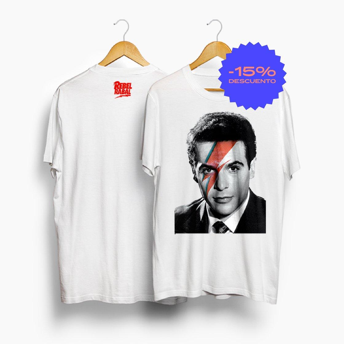 Image of Camiseta Rebel Rabal