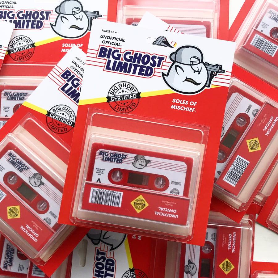 Image of Special Edition Big Ghost LTD Mixtape Bundle (Red)