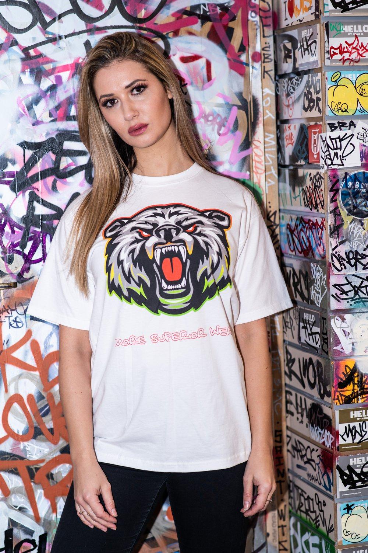 Zombie Bear Rasta Colourway