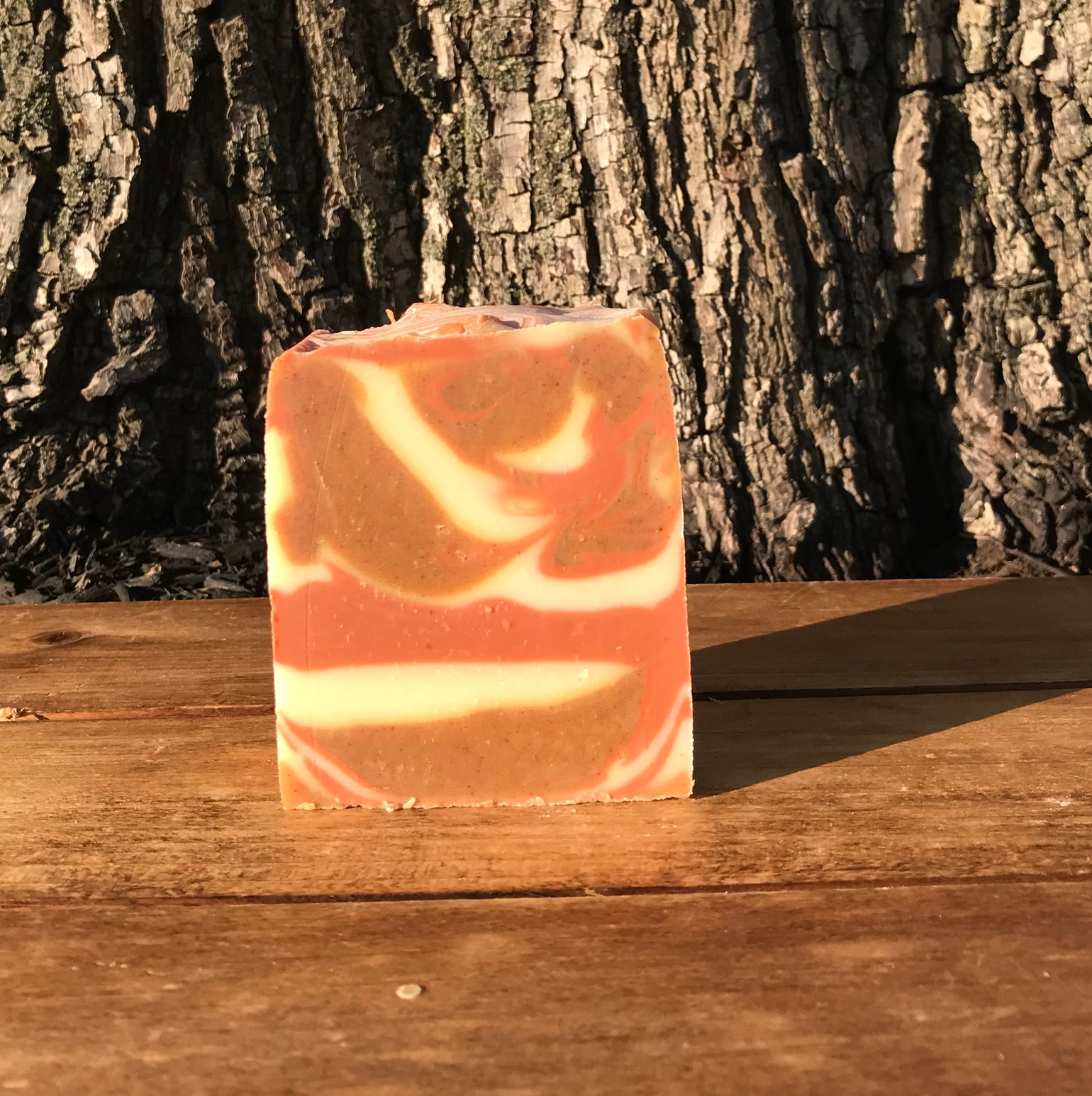 Image of Tumeric-clay-soap