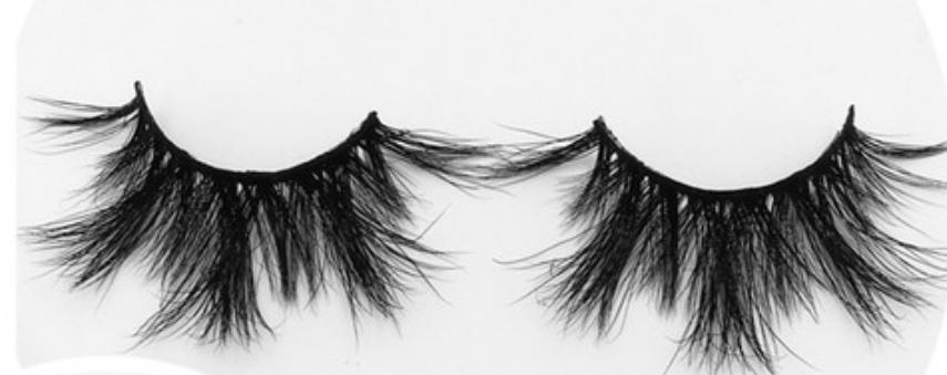 Image of Cherish Your Lashes-Empress