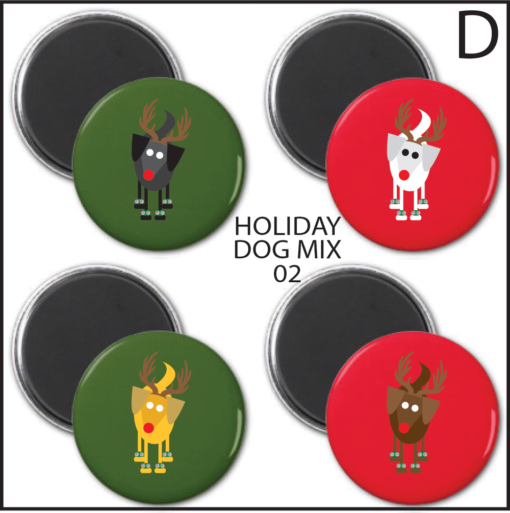 HOLIDAY MAGNET SETS