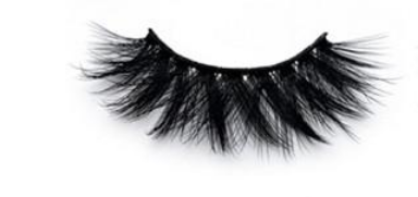 Image of Cherish Your Lashes-Precious