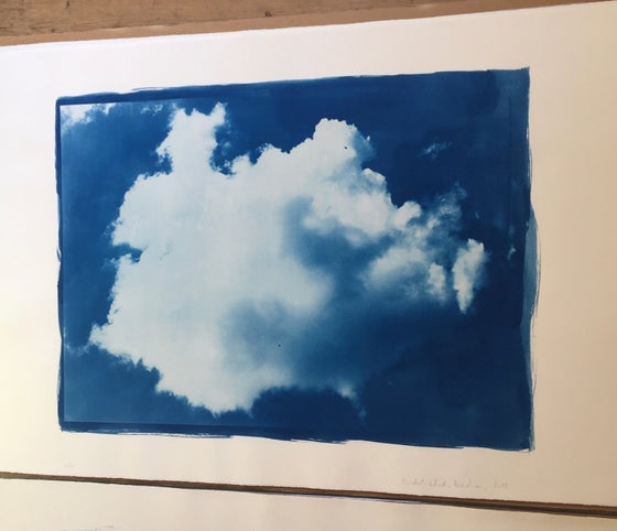 Image of Elisabeth Scheder-Bieschin Wolken 2, 2015, edition of 10