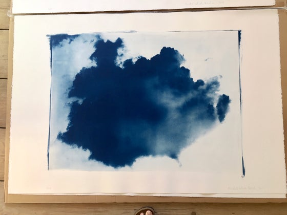 Image of Elisabeth Scheder-Bieschin, Wolken 4, 2015, edition of 10