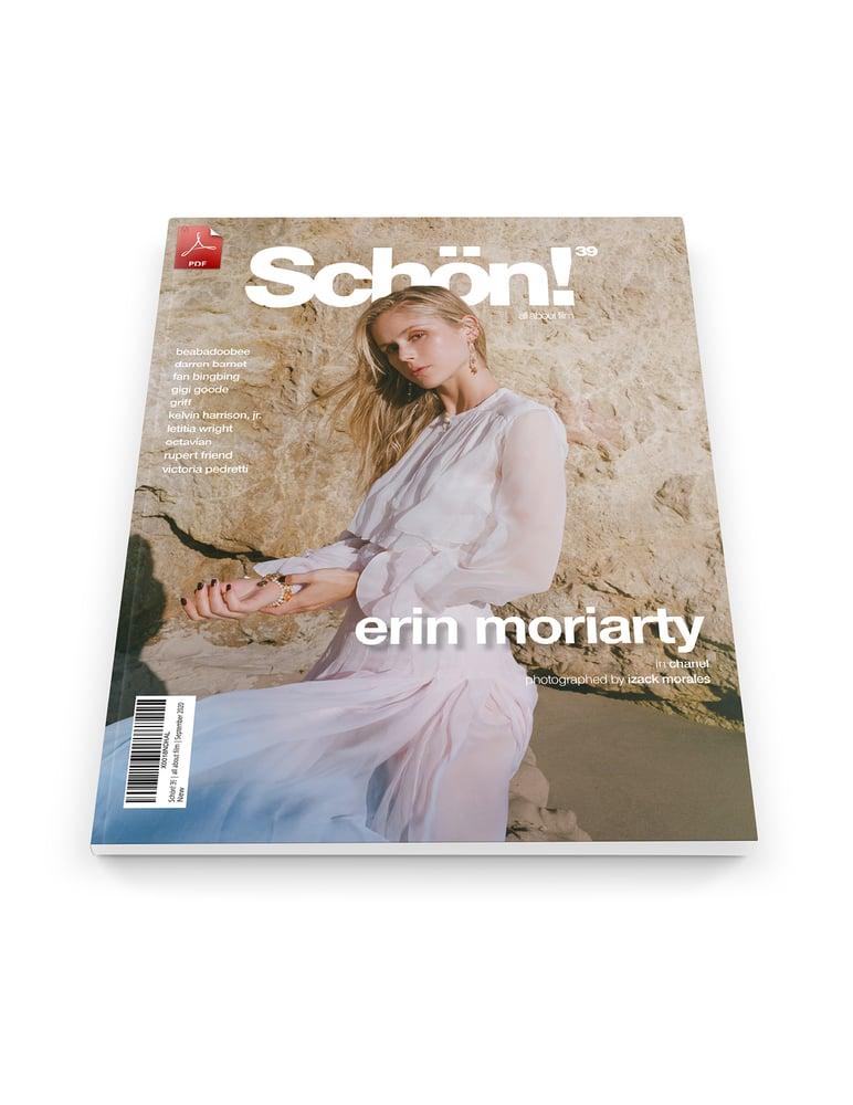 Image of Schön! 39 | Erin Moriarty by Izack Morales | eBook download