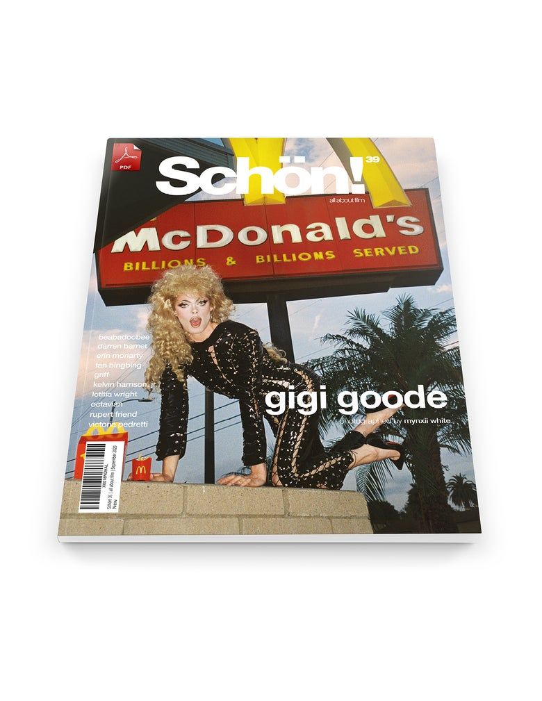 Image of Schön! 39 | Gigi Goode by Mynxii White | eBook download
