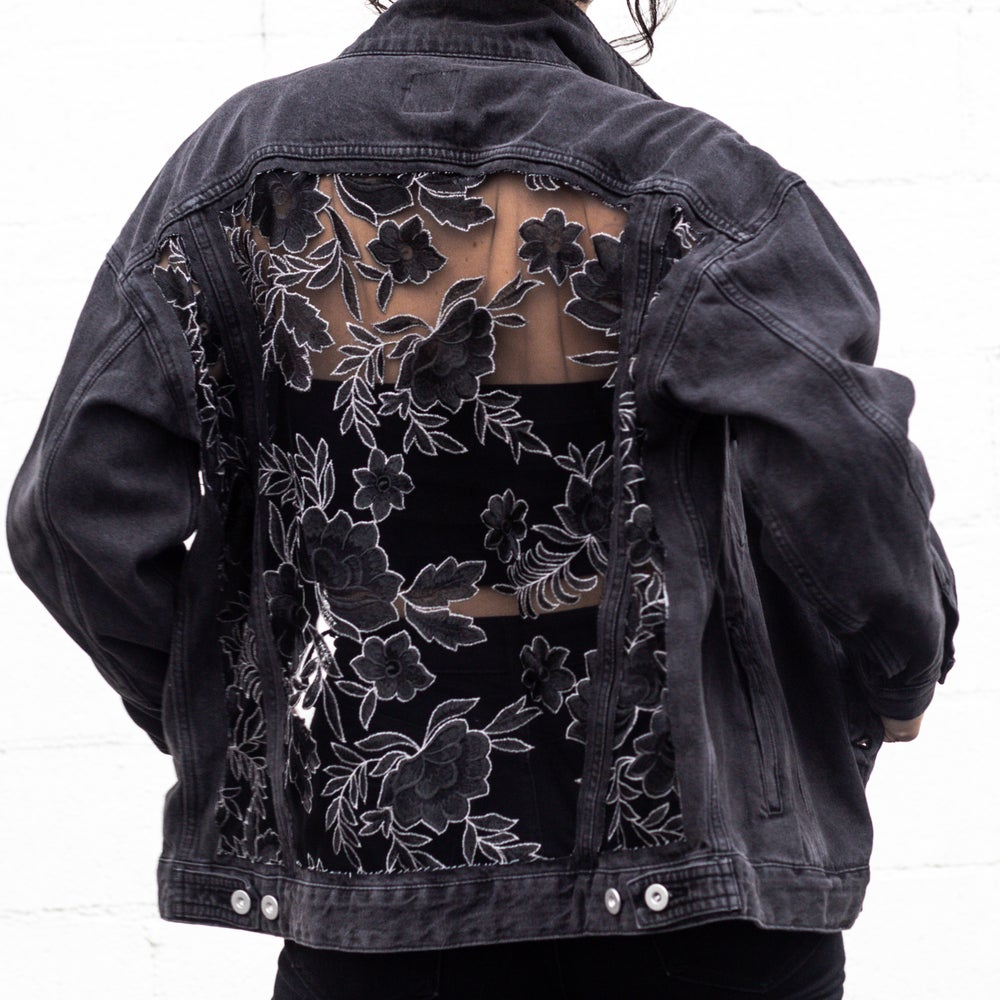 The Black Dahlia Jacket