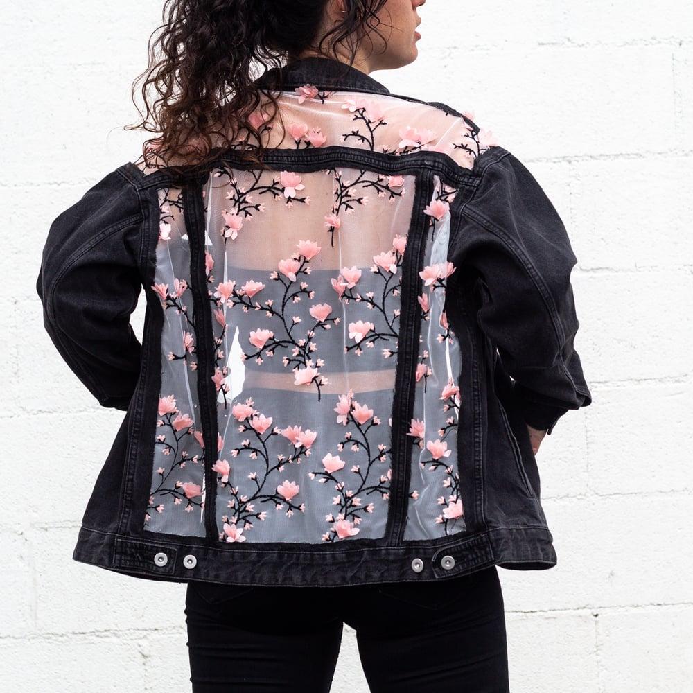 The Cherry Blossom Jacket