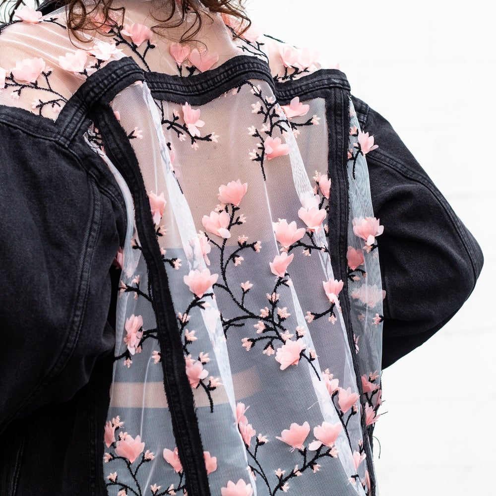 The Cherry Blossom Jacket