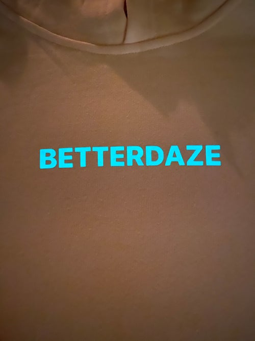 Image of Everything's Peachy  Better Daze Hoodie
