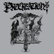 Image of PROCREATION 'Incantations of demonic lust' lp