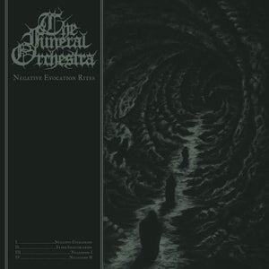 Image of THE FUNERAL ORCHESTRA 'Negative Evocation Rites' lp