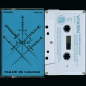 Image of VIXEN 'Made in Hawaii' tape
