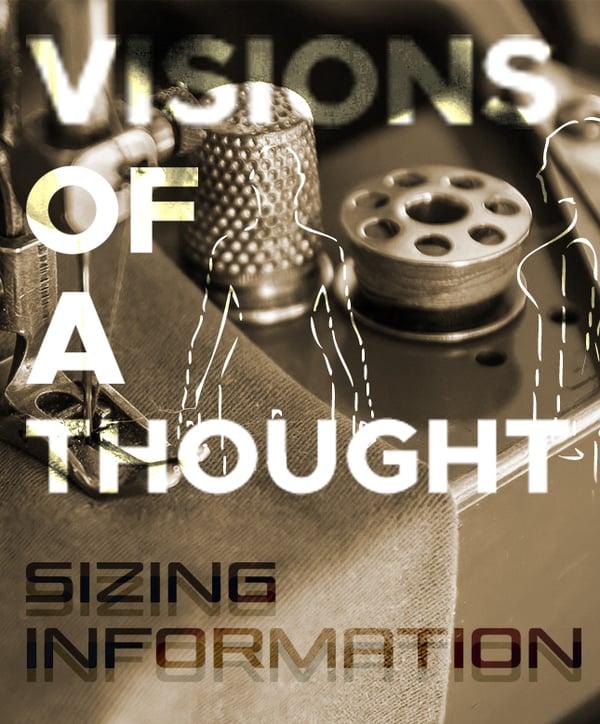 Image of Sizing Information