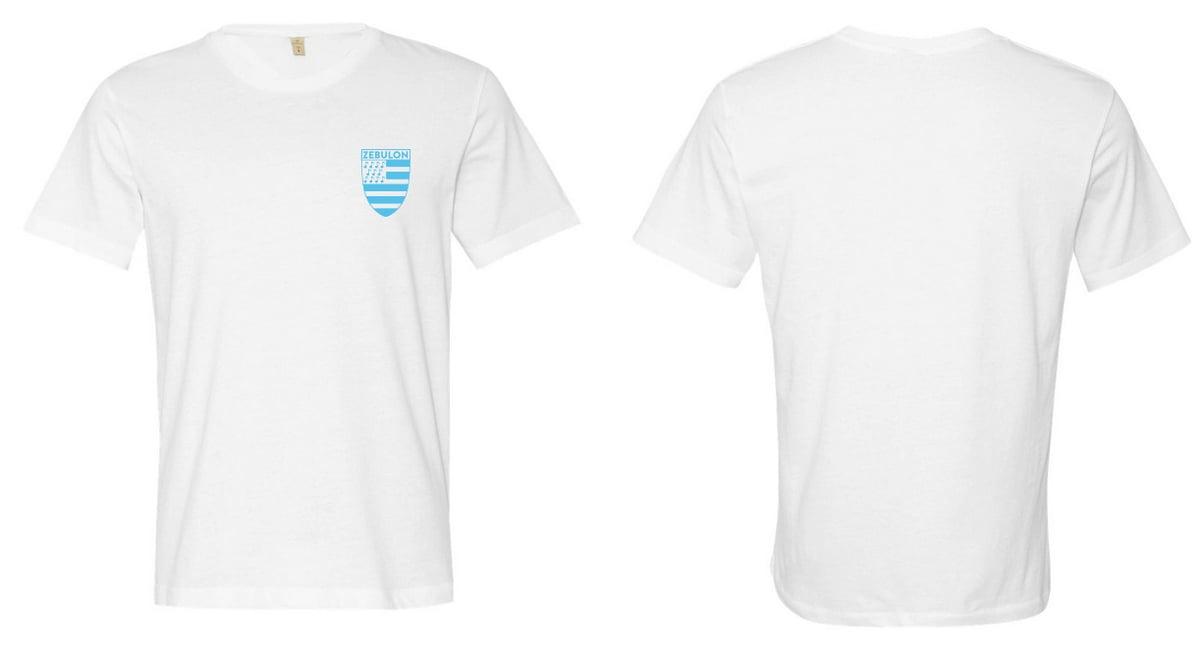 Zebulon T-Shirt Blue