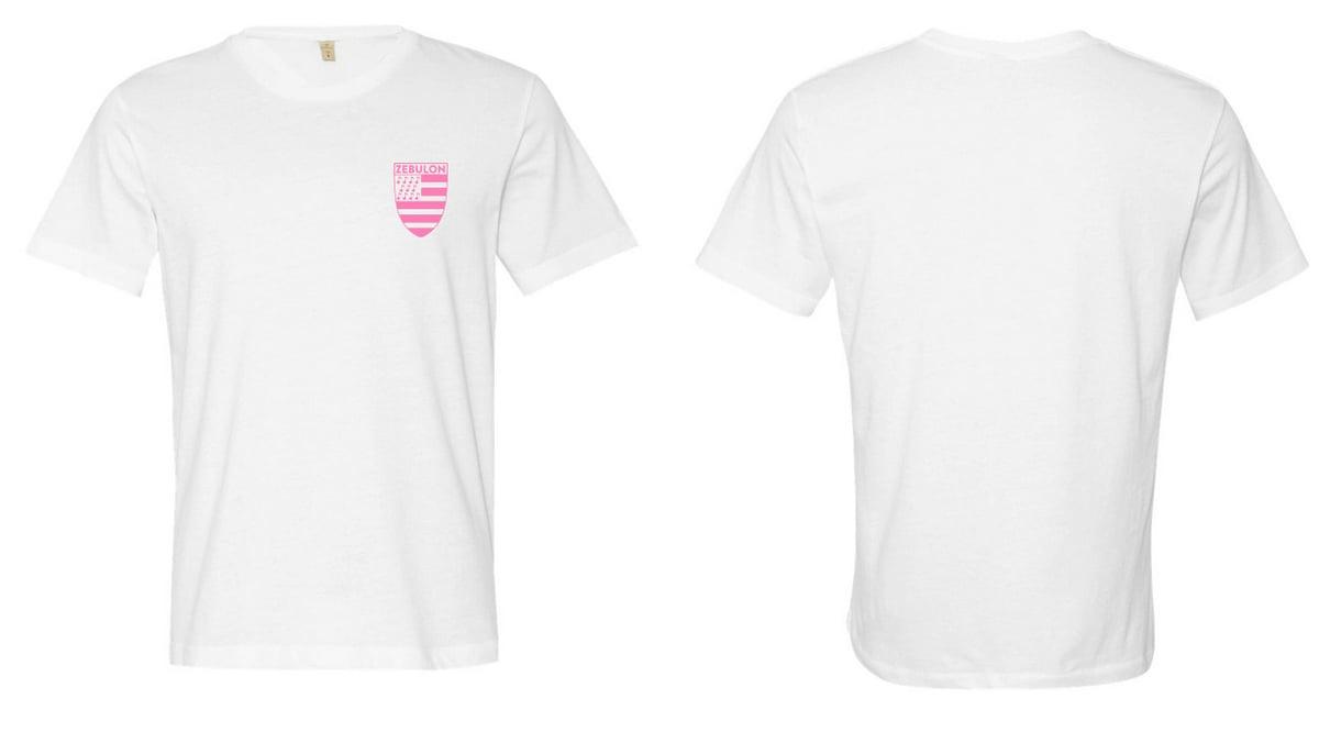 Zebulon T-Shirt Pink