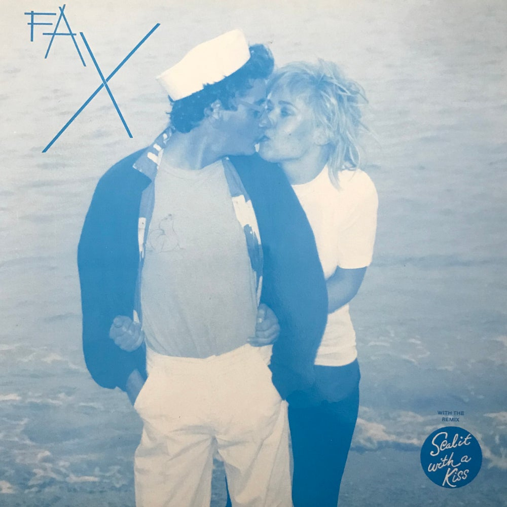 Image of Fax – Fax LP